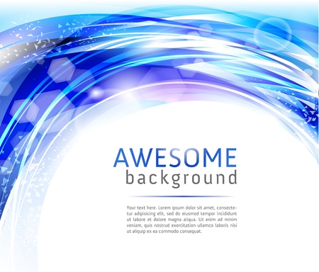 blue background for presentation Stock Photo - 9082025
