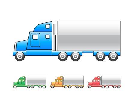 truck icons photo