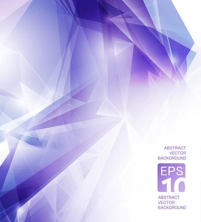 poligonos: abstracta violeta fondo p�rpura