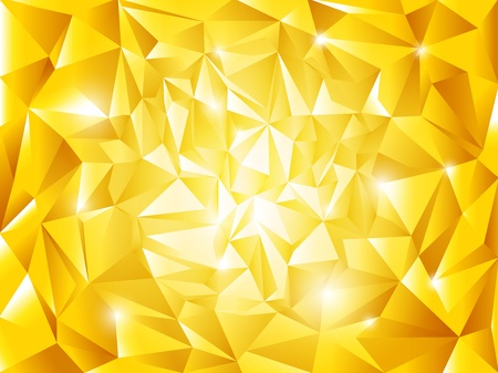 currency glitter: Abstract golden background