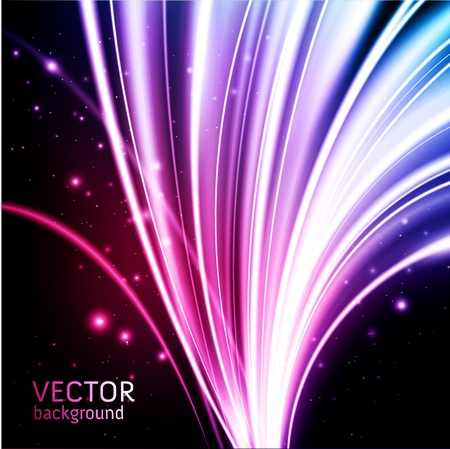 Abstract purple background - vector file is available Stockfoto - 9674362