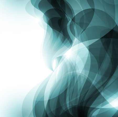 vector abstract shiny background Stock Illustratie