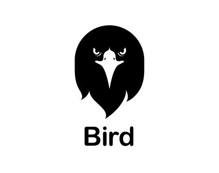 bald spot: wild bird icon
