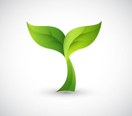 Croissante illustration de la plante Banque d'images - 44590682