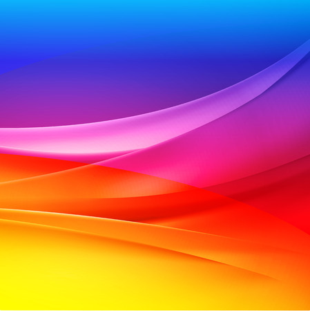 rainbow abstract: colorful backgrounds abstract vector