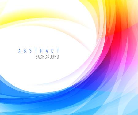 fondos de colores ondas abstractas