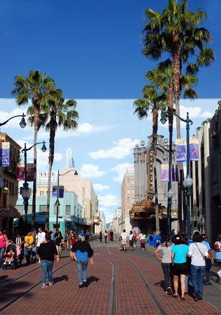 Disneyland, California, May, 2010