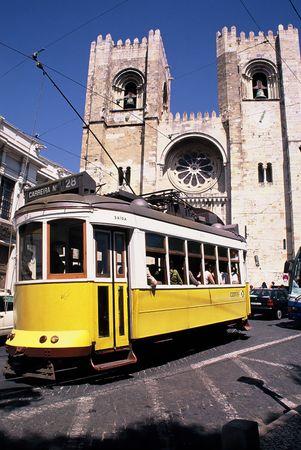 turism: two symbols of lisbon