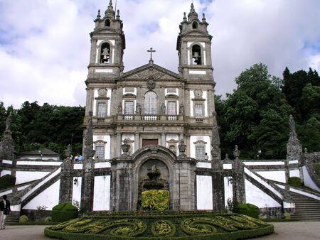 Church Bom , Braga, Portugal