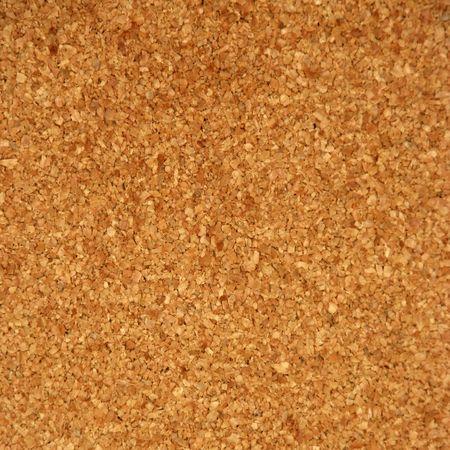 square background cork board