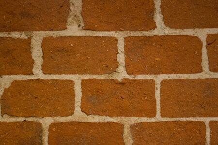 Brick wall background, pattern or texture. Foto de archivo - 95311895