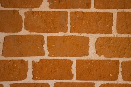 Brick wall background, pattern or texture. Foto de archivo - 95331280