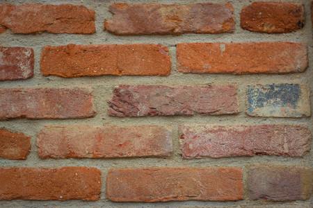 Brick wall background, pattern or texture. Foto de archivo - 95331284