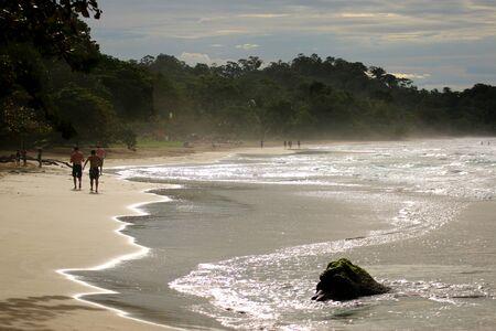 Bastimentos beach, Bocas del Toro, Panama.
