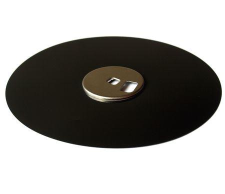 mass storage: Magnetic floppy disk for computer data storage