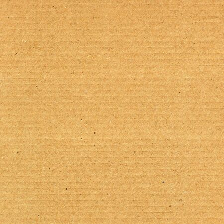 Brown corrugated cardboard useful as a background photo