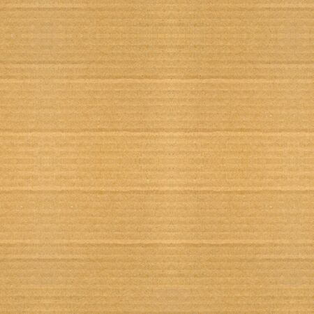 Brown corrugated cardboard sheet useful as a background Stock Photo - 6563899
