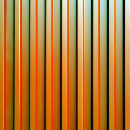 Corrugated steel sheet useful as a background -shining metal surface with light reflections Stock Photo - 6563893