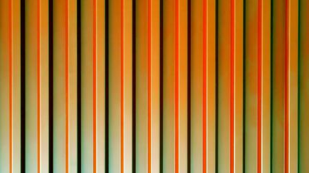 Corrugated steel sheet useful as a background -shining metal surface with light reflections Stock Photo - 6691950