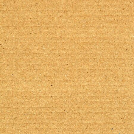 Brown corrugated cardboard useful as a background Stock Photo - 6718015