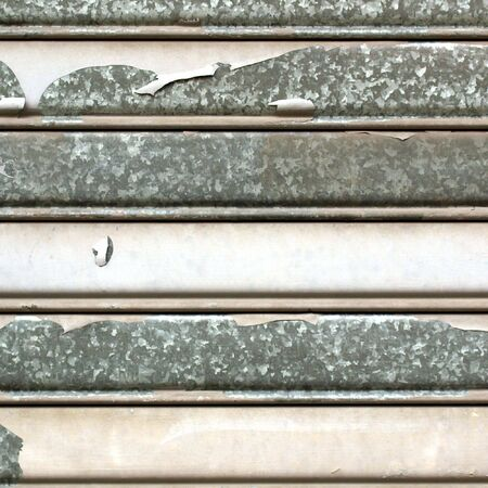 Corrugated steel sheet useful as a background Stock Photo - 6717791