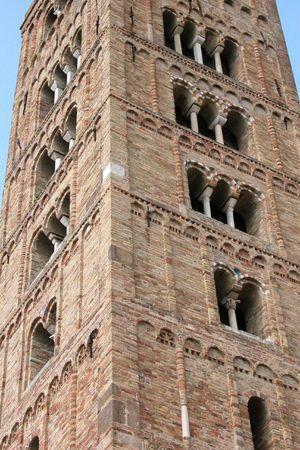 abbazia: Pomposa Abbey (Abbazia di Pomposa), Ferrara, Italy