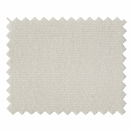 A fabric sample isolated over white background photo