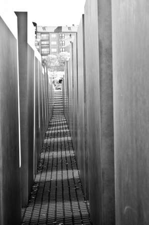 holocaust: Holocaust Memorial to the Murdered Jews of Europe  Editorial