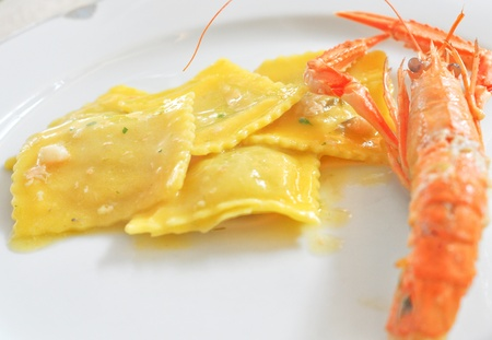 langouste: Spiny lobsters, also known as langouste or rock lobsters Palinuridae Stock Photo