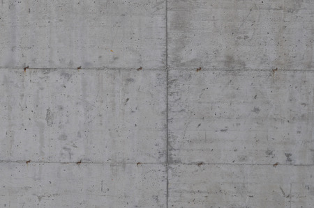 concrete construction: Grey Concrete useful as a background Stock Photo