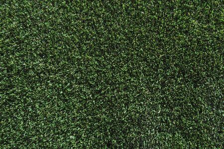 pasto sintetico: Artificial synthetic grass meadow useful as a background