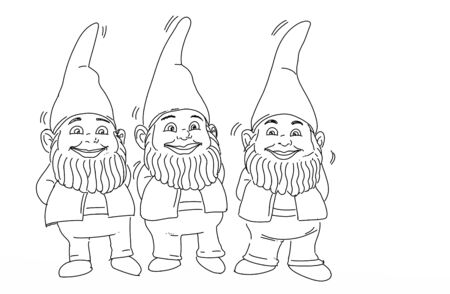 the gnomes Imagens
