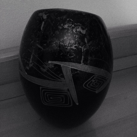 art: Art in a vase