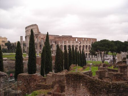 colosseum Rome Stock Photo - 955524