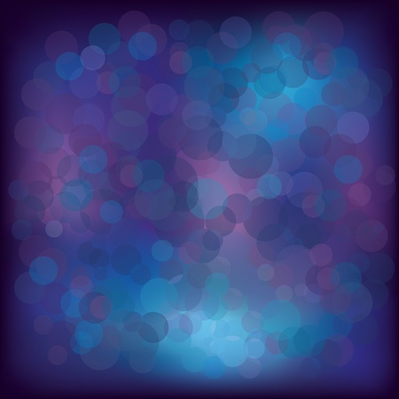 esoterics: Colorful  abstract background  blue -violet -pink  with decorative elements  Vector illustration EPS 10 with transparency