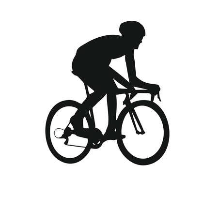 BIKE ICON ART ABSTRACT CYCLE