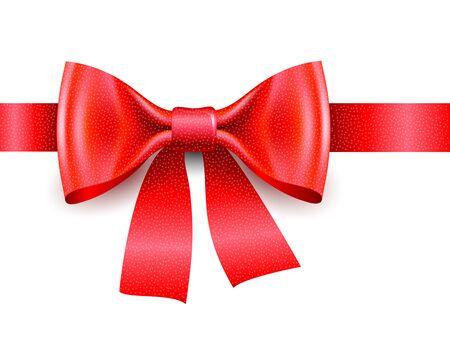 Red ribbon Ilustração