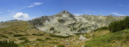 Landscape - Amazing Panorama, beautiful mountain, Pirin Mountain, Bulgaria