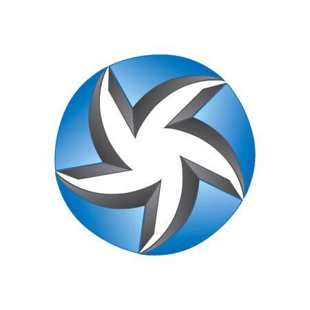 Business symbol 3d design.
