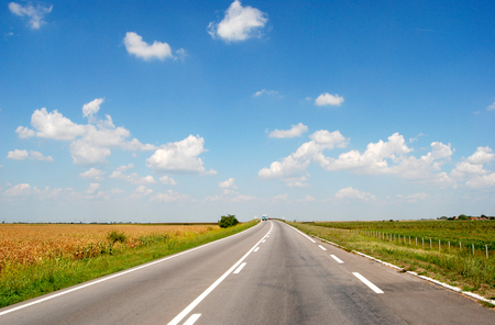 road,sky,clouds,blue,white,cloud,cloud,sun,shine,weather, Stock Photo - 1592932