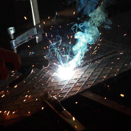 welding Stock Photo - 9678132