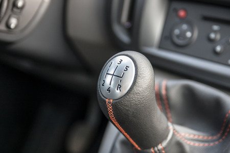 gear  speed: Manual gear shifter. 5 speed. Metallic and leather