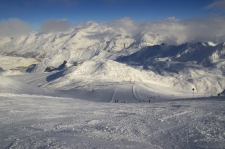 Ski resort France Espace Killy, Val Claret, Tignes and Val dIsere  photo