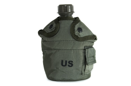 Army flask from the United States.