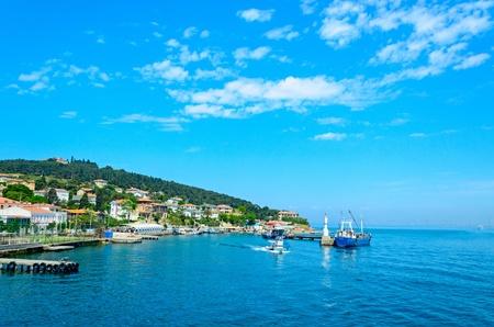 marmara: Turkey, the Marmara sea. Princes Islands.