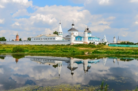 Bobrenev monastery founded in the XIV century by the blessing of the monk Sergei of Radonezh, Russia.