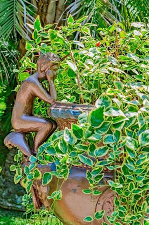 grassplot: Arboretum in Sochi, Russia, founded in 1892.