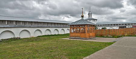 The Golden ring of Russia, the city of Pereslavl-Zalessky. Stock Photo