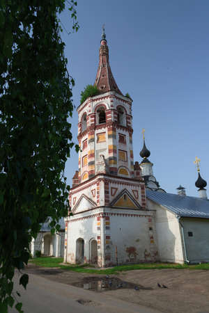The Golden ring of Russia, city-reserve Suzdal.