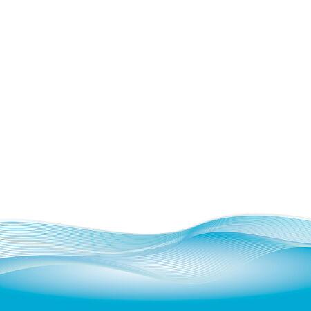 Abstrakte Blaue Hintergrund. Einfach und klar. Platz für Ihren Text oder Kunstwerk.